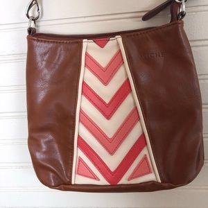 Cute Miche crossbody purse.